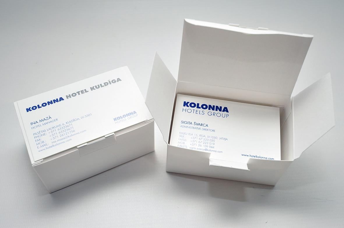 business cards digital print