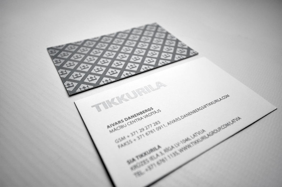 Business Card Printing Prices - Digital Mouse Ltd Latvia